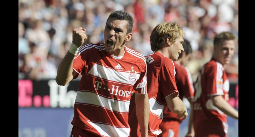 Lucio fichó por el Bayern Munich en el 2004. (Foto: Facebook Oficial del Bayern Munich)