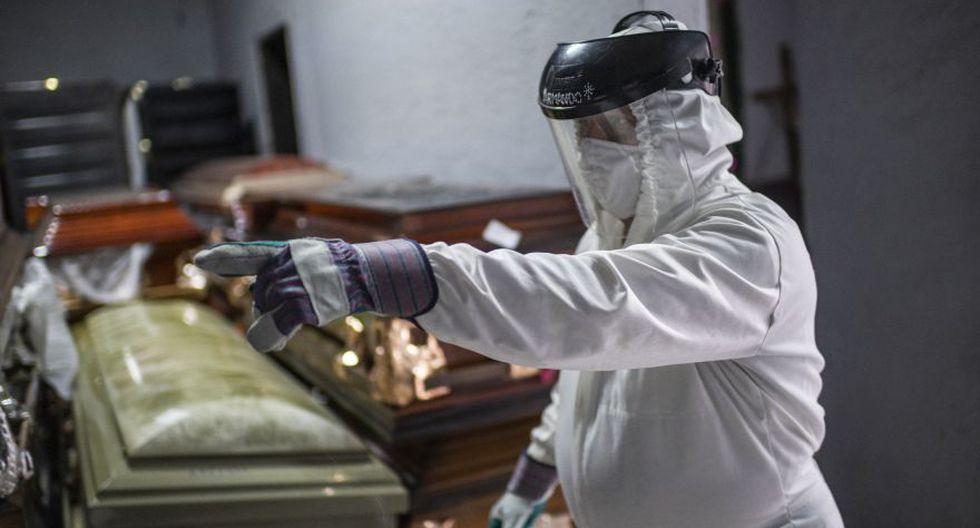 México es el quinto país con más muertes por coronavirus, superando a Francia