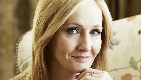 La escritora amplía el mundo de Harry Potter en el portal Pottermore (Foto: Andrew Montgomery).