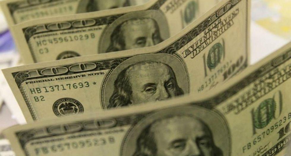 El dólar subió ligeramente en la apertura del lunes. (Foto: Reuters)