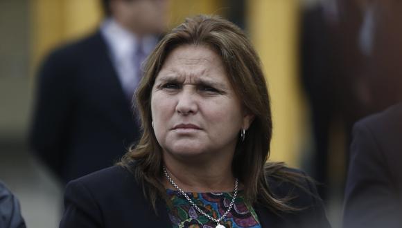 "El juramento de Pedro Chávarry ""es anulable"", aseguró Marisol Pérez Tello. (Renzo Salazar/Perú21)"