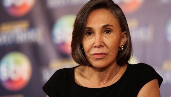 Florinda Meza habló sobre los problemas de salud que sufría Roberto Goméz Bolaños tras la cancelación de su programa (Foto: AFP)