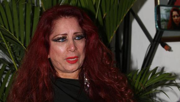 Monique Pardo se encuentra hospitalizada y seguidores temen por su vida. Foto: Kelvin García/ El Comercio.