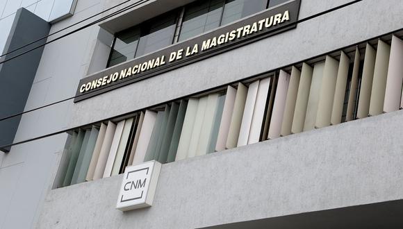 El CNM es una de las instituciones más afectadas por la difusión de audios que involucraron también a jueces y empresarios. (USI)