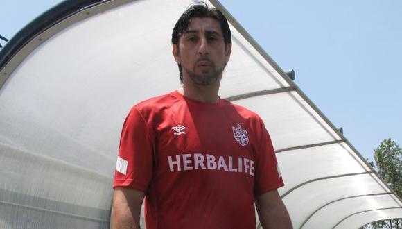 El técnico de la San Martín Cristian Díaz aseguró que Alianza Lima es el candidato para el Torneo del Inca. (USI)