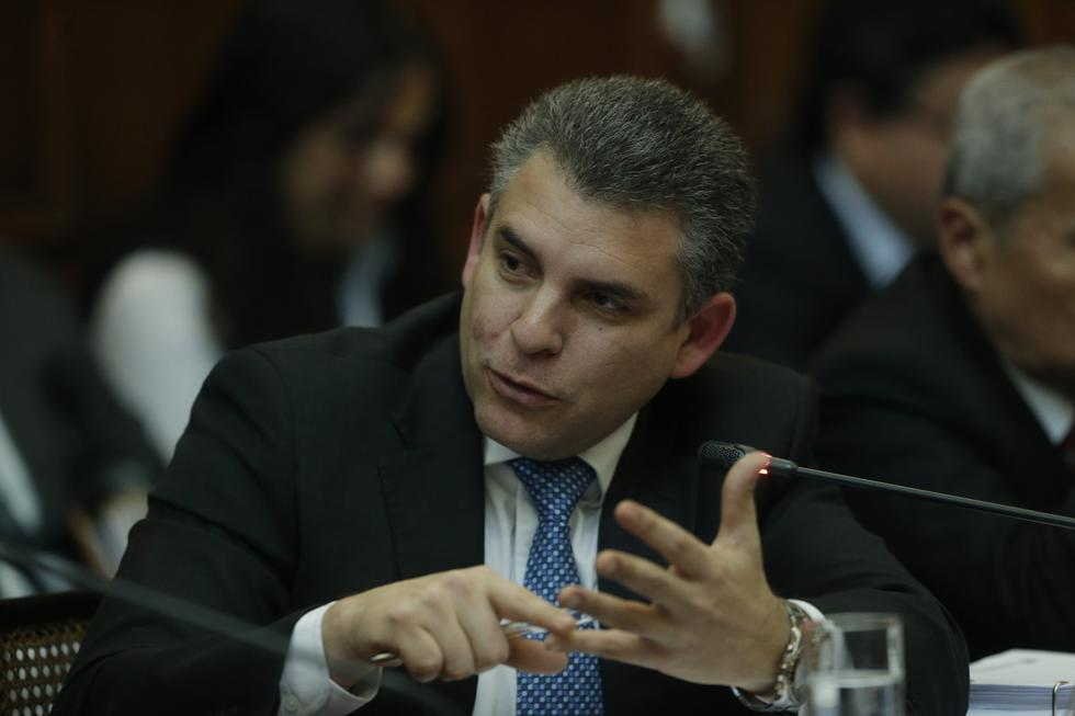 Vela resaltó que no son los fiscales los encargados de privar de la libertad a los investigados. (Perú21)