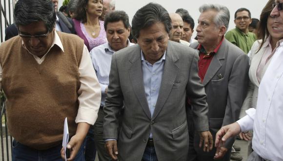 Resaltan que Alejandro Toledo habría cambiado sus declaraciones cuando se descubrían nuevos hechos. (USI)