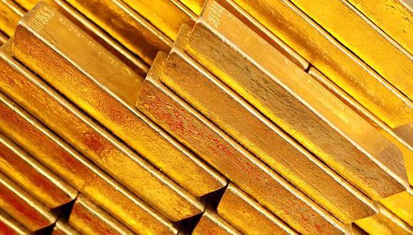 La cotización del metal precioso operaba hoy al alza en el mercado internacional. (Foto: Reuters)