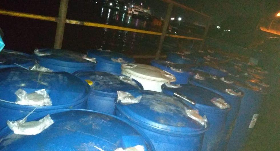 Banda trasladaba más de 4 mil galones de combustible ilegal.