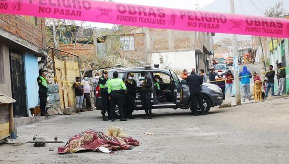 Arequipa: Menor de 17 años tras caer en una serie de contradicciones confesó que acabó con la vida de su mejor amigo al dispararle un balazo en la cabeza mientras jugaban.
