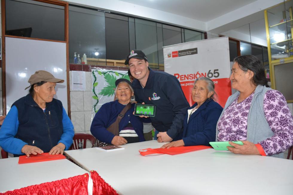 La Municipalidad de La Victoria y el Ministerio de Desarrollo e Inclusión Social (Midis), crearon el programa social 'Alfabetización con el uso de la Tecnología'. (Foto: Municipalidad La Victoria)