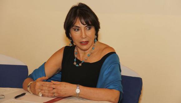 Elizabeth Astete Rodríguez ha sido embajadora en Suiza. (Difusión)