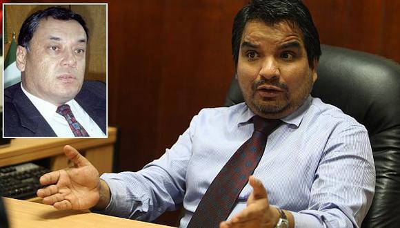 Julio Arbizu comentó pedido de extradición a Víctor Caso Lay. (USI)