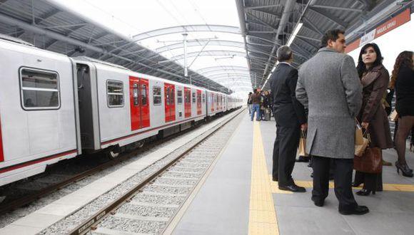 Els ensayos con pasajeros comienzan el 10 de diciembre. (USI)