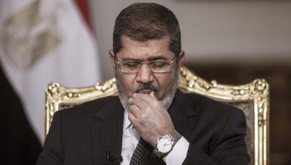 Mursi se aferra al cargo. (EFE)
