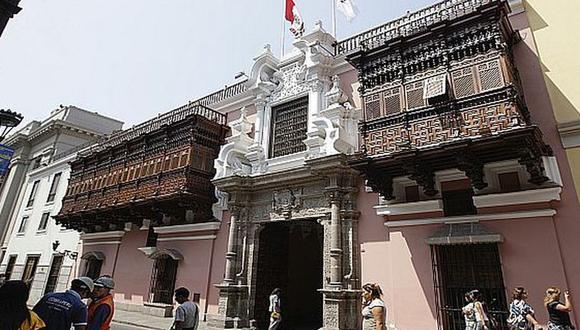 La Cancillería peruana designó al sucesor de Jaime Pomareda Montenegro en el Viceministerio de Relaciones Exteriores. (Foto: GEC)