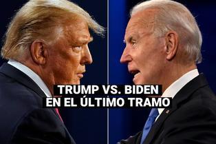 EE.UU.: Las promesas de Biden y Trump sobre la pandemia COVID-19 a una semana de las elecciones