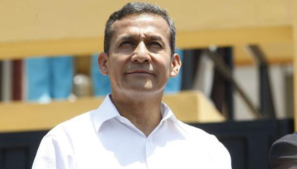 Aprobación a gestión de Ollanta Humala baja a 24%. (Nancy Dueñas)