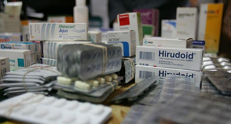 Cuando compre un remedio, busque en la caja si tiene registro sanitario, cuál es su procedencia y datos del fabricante. (Perú21)