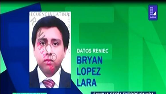 Hijo de un empresario fue asesinado a balazos en San Juan de Lurigancho. (Captura: Latina)
