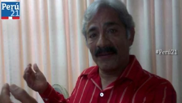 Roberto Moll calificó a María Conchita Alonso como grosera. (Perú21)