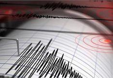 Tacna: Sismo de magnitud 4 se sintió en Calana, informó el IGP