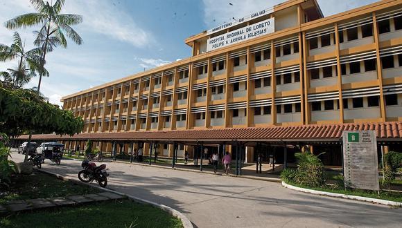 Se necesita más personal médico en el área de Emergencia del Hospital Regional de Loreto.