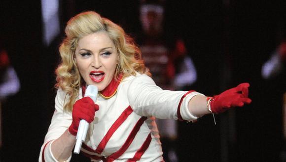 Madonna dio positivo a prueba de COVID-19. (GETTY)