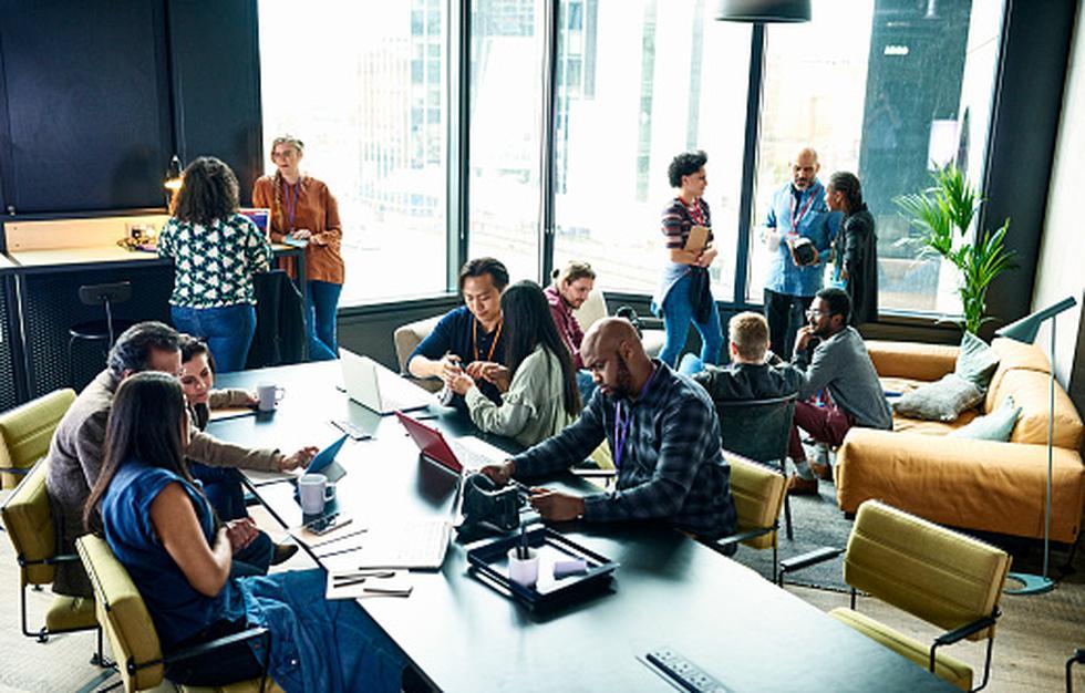 Trabajadores (Foto: Getty)