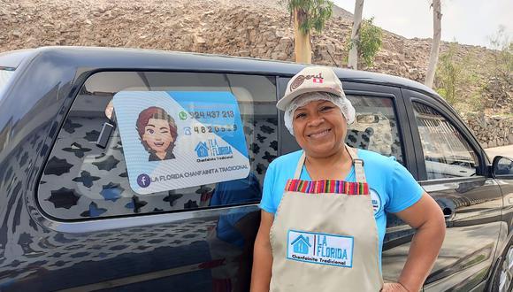 De la mano de Giovanna Castillo de Pianto, una mujer empoderada que no se detuvo ante la adversidad y usó su sazón para sacar adelante a su familia en plena pandemia por la Covid-19
