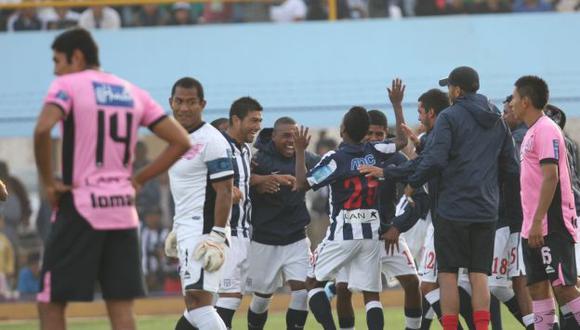 Alianza Lima obtuvo pase a la Copa Sudamericana. (Perú21)