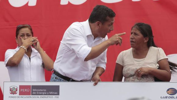 ¡INSENSIBLES! Jefe del Estado se sumó a críticas contra legisladores, que desde enero cobrarán más. (César Fajardo)