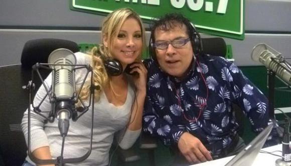 Sofía Franco incursiona ahora en el mundo de la radio. (Radio Capital)