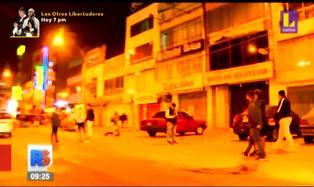 San Martín de Porres: Delincuentes se apoderan de las calles de Fiori