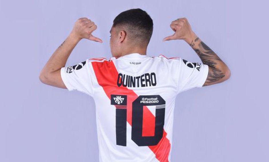 Juan Fernando Quintero sufrió la dura lesión en marzo pasado en duelo ante Independiente. (Foto: River Plate)