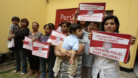 Los padres de familia le hicieron saber su decisión al Ministerio de Salud. (Peru21)