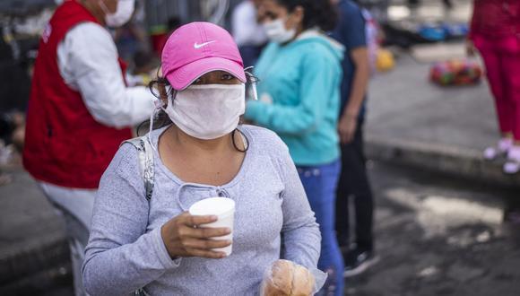 Con la modalidad 'Carritos pagadores' se llegará a las zonas de difícil acceso (Foto: AFP)