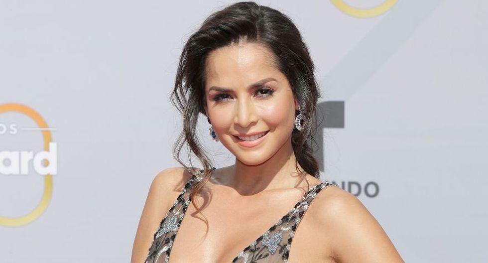Carmen Villalobos no solo es una de las actrices más bellas y talentosas de Colombia, también es una gran bailarina. (Foto: AFP)