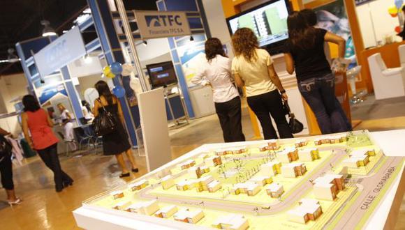 EN ALZA. La entidad financiera estatal elevó el tope de crédito para una vivienda hasta los S/.259 mil. (USI)