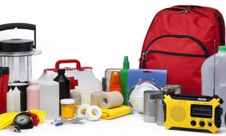 ¿Sabes qué es lo que debe contener una mochila de emergencia?