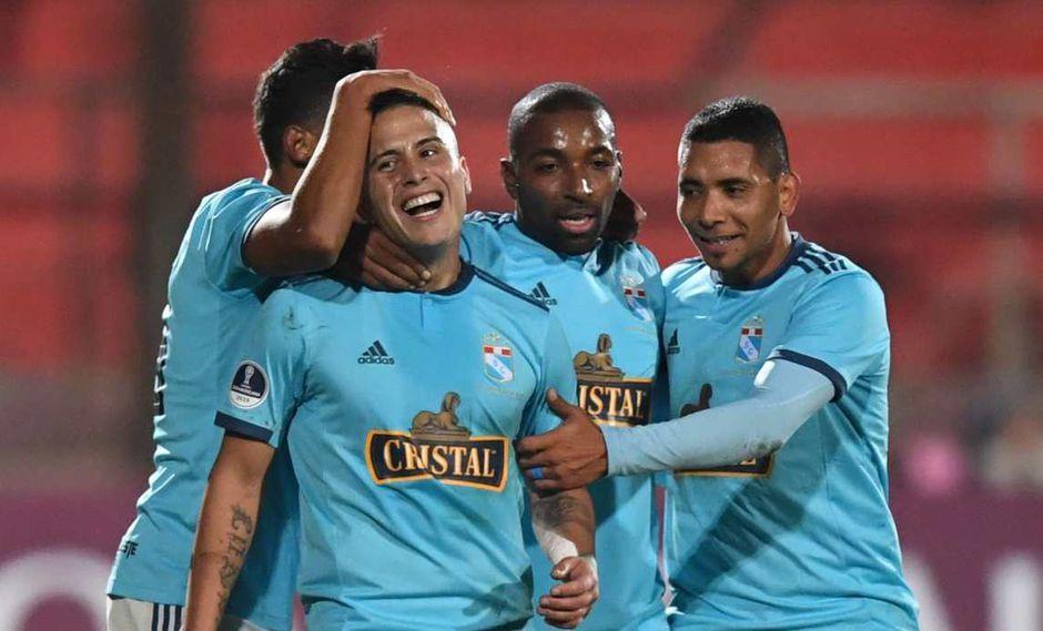 Sporting Cristal se medirá a Zulia en los octavos de la Copa Sudamericana 2019. (Foto: AFP)