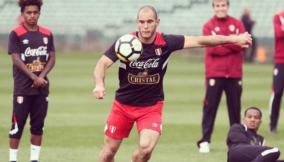 El futbolista sorprendió este año como nuevo 'jale' de la selección. (FPF)