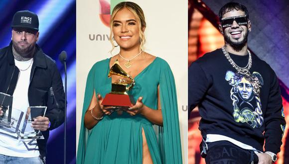 Daddy Yankee y Don Omar modificaron sus verdaderos nombres y sí que les valió la pena. Ahora estas nuevos artistas también lo han hecho y gracias a su talento ha sido la formula ganadora. (Foto: AFP)