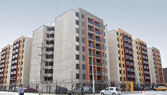 Feria inmobiliaria online presentará más de 18 mil ofertas de vivienda en Lima y provincias FOTOS: PAO FLORES/ EL COMERCIO