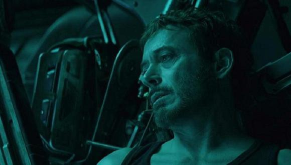 """Avengers: Endgame"": nuevo teaser deja entrever el fin de Iron-Man  (Foto: Marvel)"