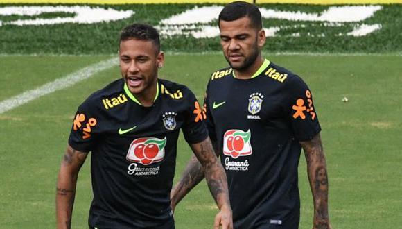Neymar es el tercer máximo anotador de la selección de Brasil con 60 goles. (Foto: AFP)