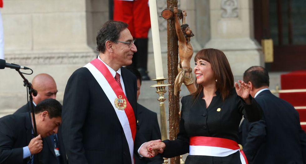 Liliana La Rosa Huertas renunció al Frente Amplio