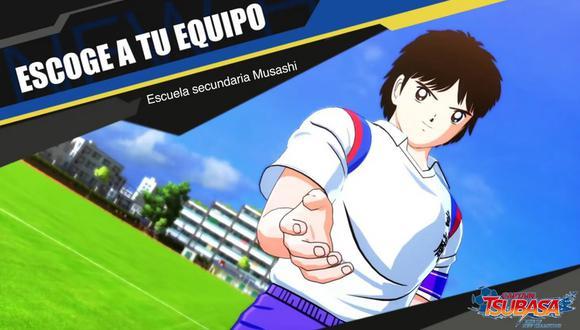 'Captain Tsubasa: Rise of New Champions' saldrá a la venta el 28 de agosto.