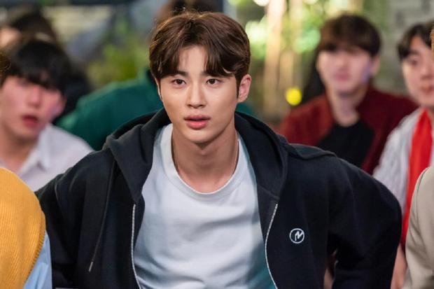 "Byeon Woo Seok plays Won Hae-hyo in ""Memories of youth"" (Foto: Netflix)"