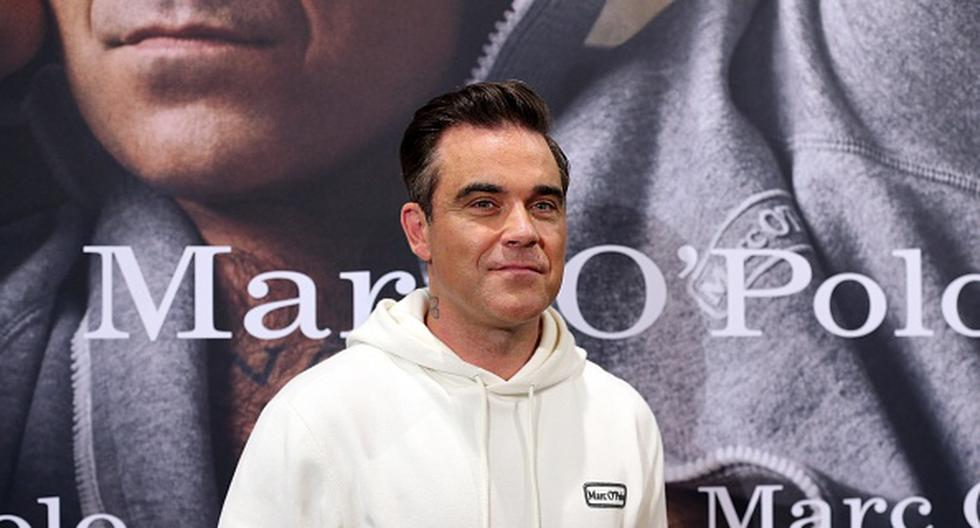 Robbie Williams (Getty)